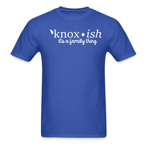 Knox-ish It's a Family Thing - Men's T-Shirt