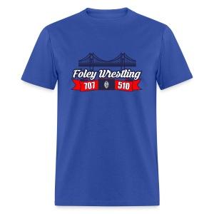 Foley Wrestling - Men's T-Shirt