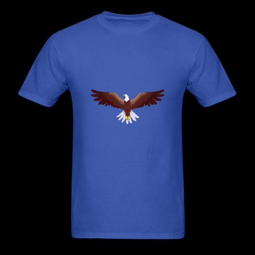 Eagle Logo - Men's T-Shirt