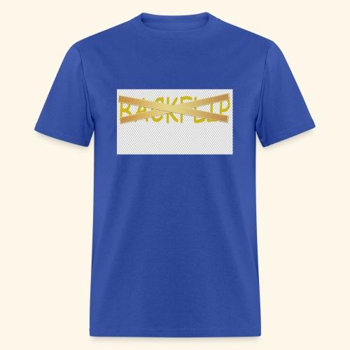 NO BACKFLIP HOODIE - Men's T-Shirt