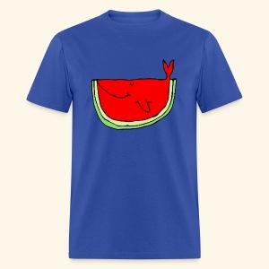 Whalemelon - Men's T-Shirt