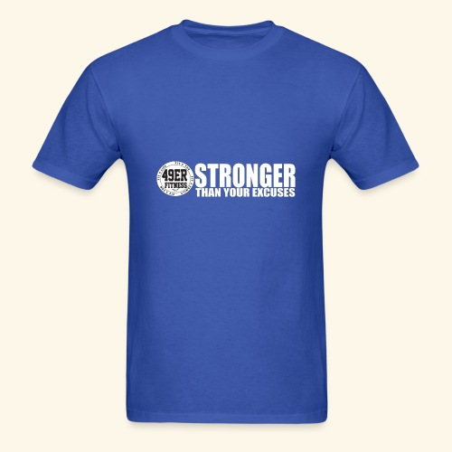 strongerblack - Men's T-Shirt