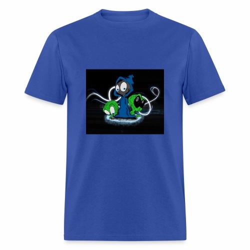 Alien Face - Men's T-Shirt