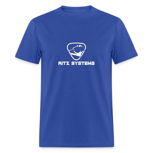 Ritz Systems Logo - Men's T-Shirt