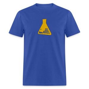 Elemental gaming Logo Orange - Men's T-Shirt