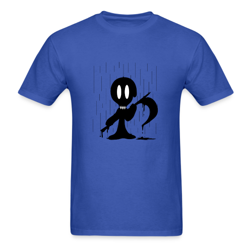 Dramatic Rain - Men's T-Shirt