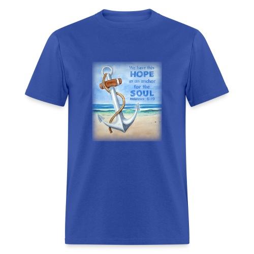 anchor - Men's T-Shirt