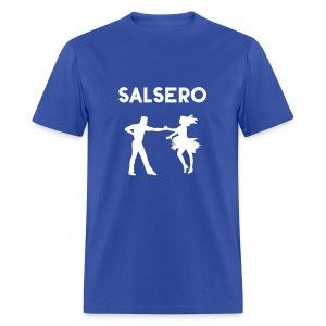 Salsero, Salsa, Latin dancing, bachata, mambo - Men's T-Shirt