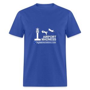 The Official Airport Madness Shirt! - Men's T-Shirt