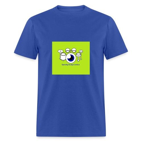 SSC Drum Kit - Men's T-Shirt