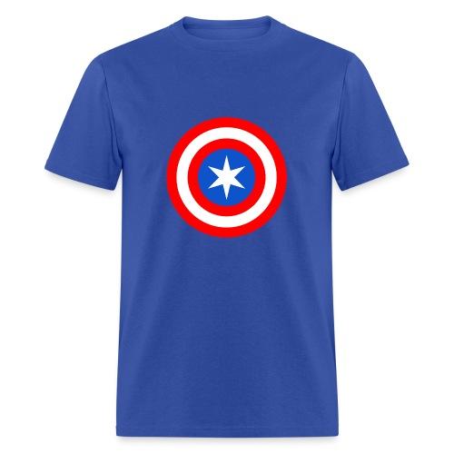 Captain Chicago - Men's T-Shirt