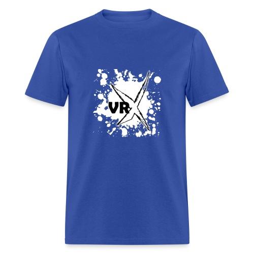 VRX White Paint Splatter - Men's T-Shirt
