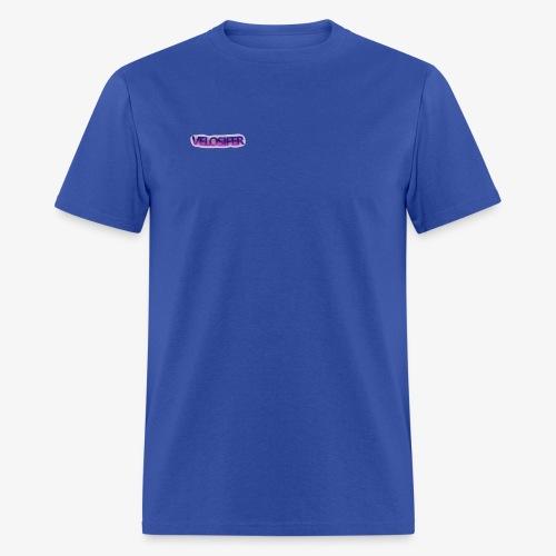 Velosifer Logo Made By Emerald! - Men's T-Shirt