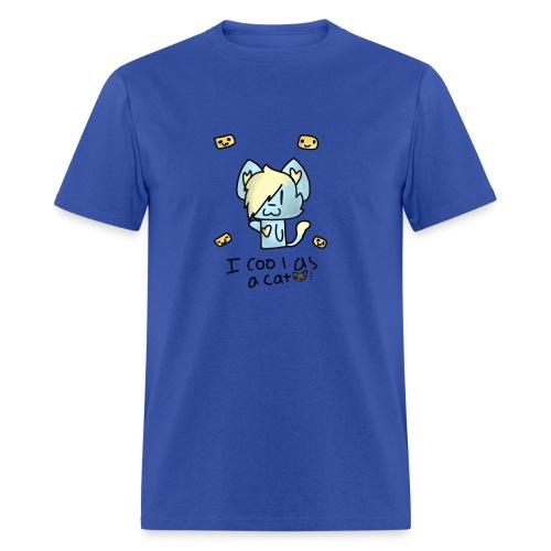 I'm cool as a cat - Men's T-Shirt