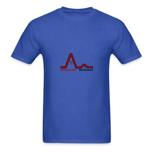 New Logo (With Name) - Men's T-Shirt
