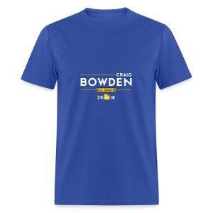 Craig Bowden - US Senate - Men's T-Shirt