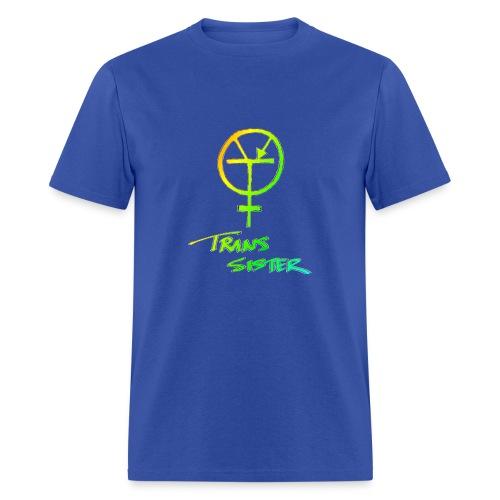 Trans Sister (light) - Men's T-Shirt