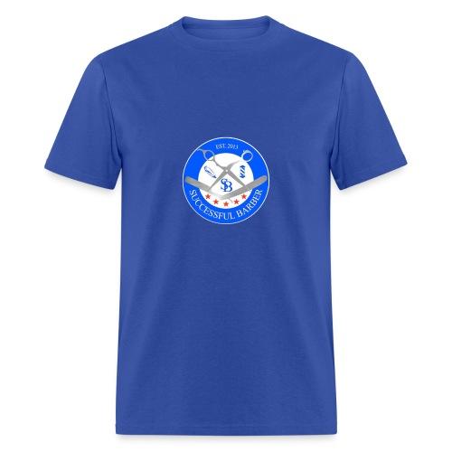 Successful Barber Seal - Men's T-Shirt