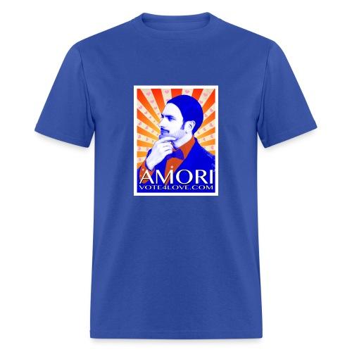 Amori_poster_1d - Men's T-Shirt