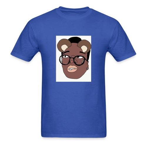 animated Me - Men's T-Shirt