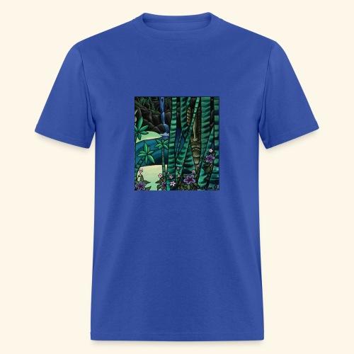 Guarded Cove - Men's T-Shirt