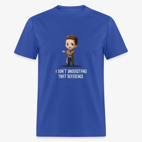 Castiel Supernatural - Men's T-Shirt