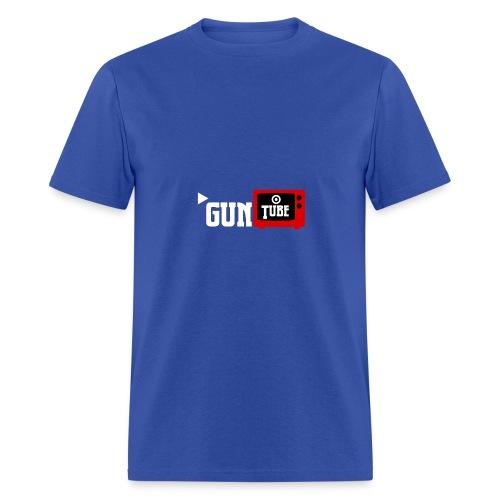 GunTube White - Men's T-Shirt