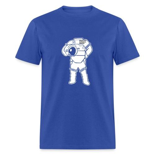 Astronaut T Shirt Design - Men's T-Shirt
