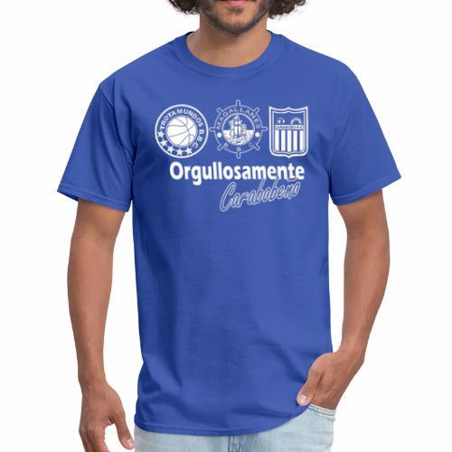 orgullosamente carabobeño - Men's T-Shirt