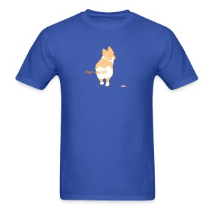 Where is my tail? - Men's T-Shirt