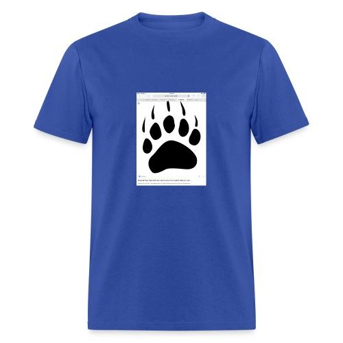 Bear print - Men's T-Shirt