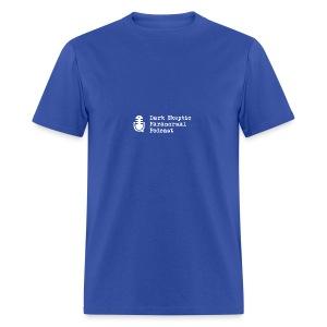 Dark Skeptic Paranormal Podcast Logo PNG - Men's T-Shirt