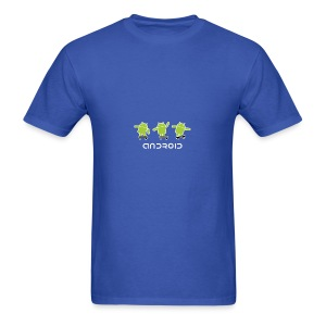 android logo T shirt - Men's T-Shirt