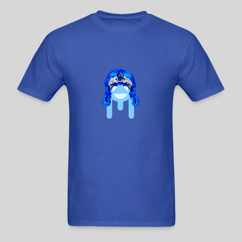 ALIENS WITH WIGS - #TeamMu - Men's T-Shirt