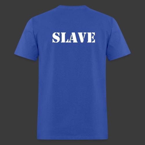 d01 backside - Men's T-Shirt