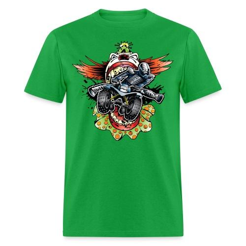 Clownin' Quad Rider - Men's T-Shirt