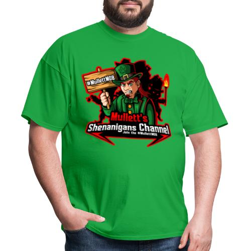 #MullettMOB MERCH - Men's T-Shirt