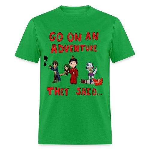 Clous - Men's T-Shirt