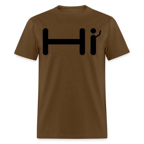 Morning black - Men's T-Shirt