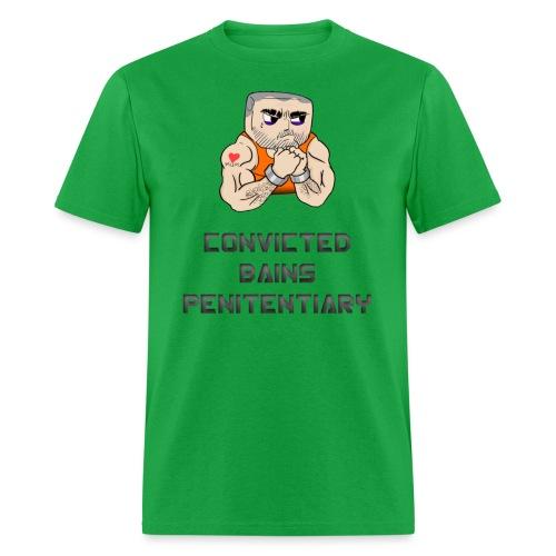 Convicted Classic Image - Men's T-Shirt