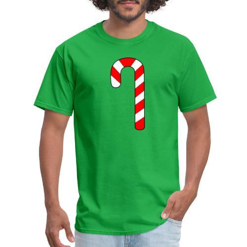 Candy Cane - Men's T-Shirt