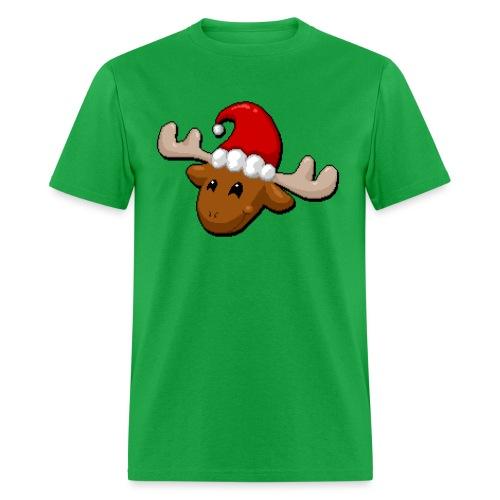 santamoosebigger - Men's T-Shirt