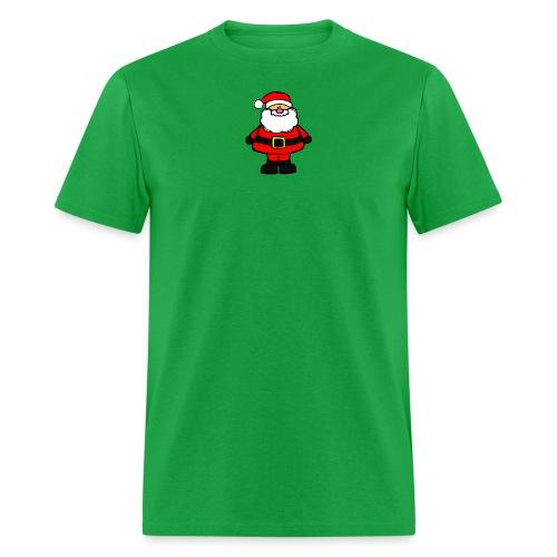 santafinal png - Men's T-Shirt