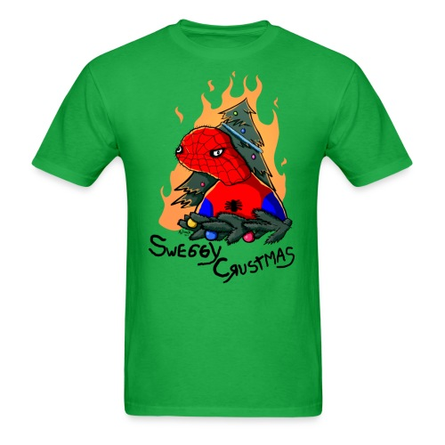 spoderman tshirt1 png - Men's T-Shirt