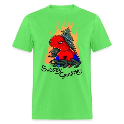 spoderman tshirt1 png - Men's T-Shirt