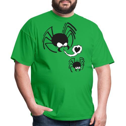 Dangerous Spider Love - Men's T-Shirt