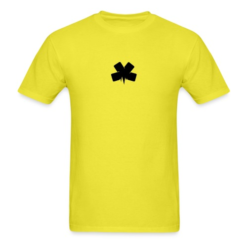 PixelSashay - Black Logo - Men's T-Shirt
