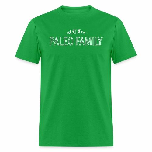 Paleo Family - 4 Kids - Men's T-Shirt