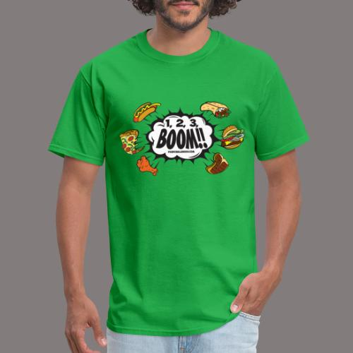 123_BOOM_FINAL Spreadshir - Men's T-Shirt