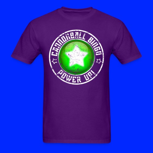 Vintage Power-Up Tee - Men's T-Shirt